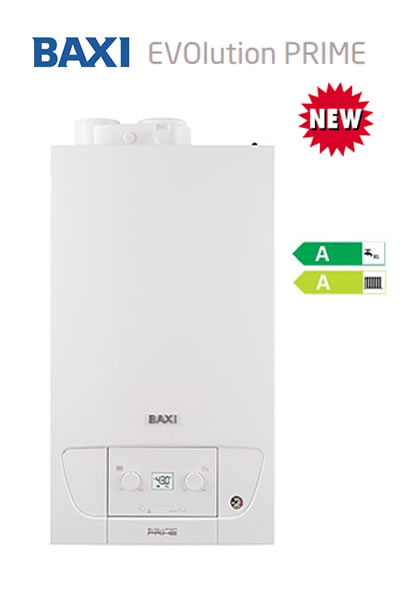 baxi evolution prime